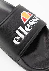 Ellesse - FILIPPO - Sandaler - black - 5