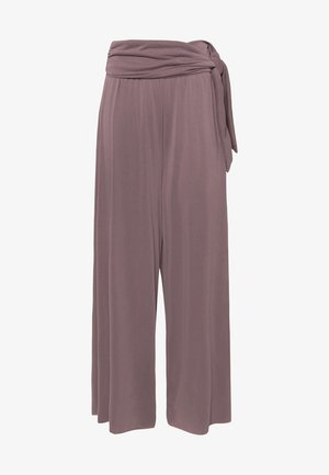 Kalhoty - mauve