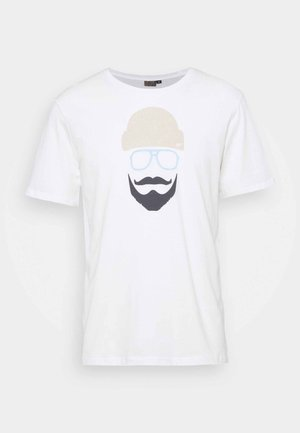 ALEDO - T-shirts med print - white