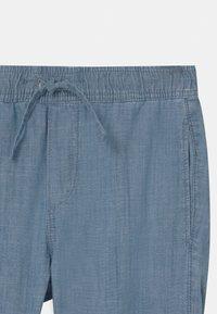 Lindex - TEEN CHAMBRAY - Broek - dusty blue - 2