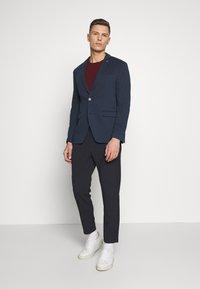 Esprit Collection - SOFT TONE - Blazer jacket - dark blue - 1