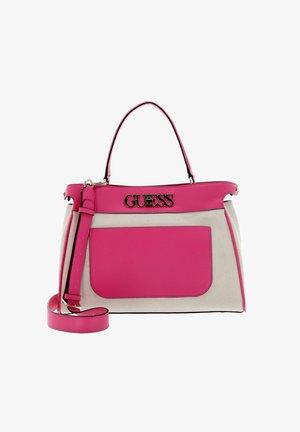 Handbag - fuchsia