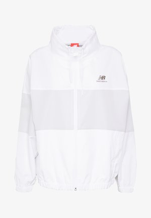 ATHLETICS WINDBREAKER - Chaqueta fina - white