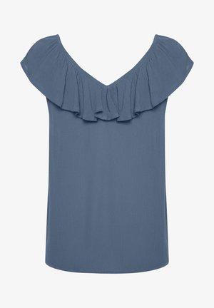 IHMARRAKECH - Top - coronet blue