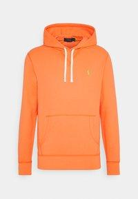 Hættetrøjer - orange