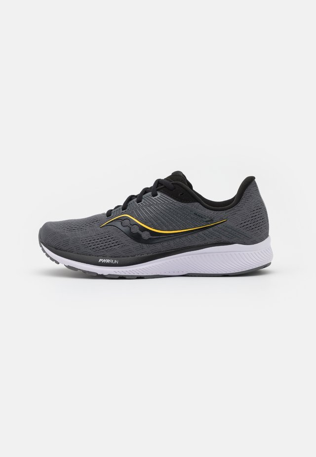 GUIDE 14 - Chaussures de running neutres - black/vizi gold