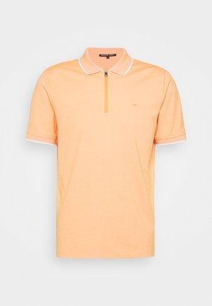 BIRDSEYE - Polo shirt - amber orange