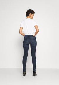 Marc O'Polo - SKARA - Jeans Skinny Fit - authentic deep ink denim - 2