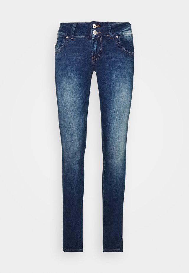 MOLLY - Jeans slim fit - heal wash
