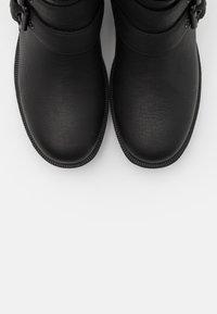 UGG - WILDE - Korte laarzen - black - 5