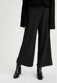 DeFacto - Trousers - anthracite - 0