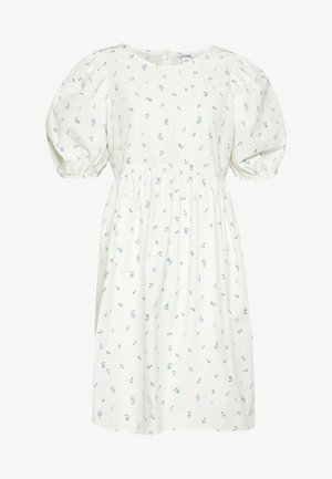 MELODY DRESS - Day dress - white light