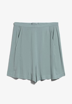 Shorts - eucalyptus green
