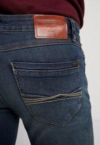 Paddock's - DEANVINTAGE - Slim fit jeans - dark stone blue - 5
