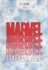 GAP - BOY MARVEL - Long sleeved top - blue - 2
