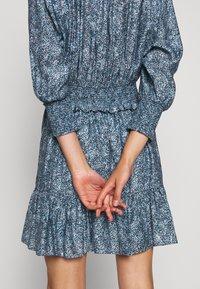 Rebecca Minkoff - DRESS - Shirt dress - blue/multi - 9
