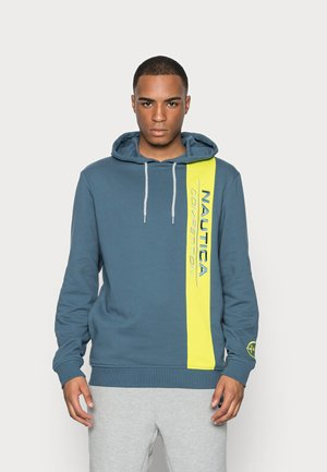 DEPTHS HOODY - Sweater - dark blue