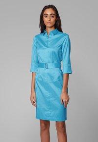 BOSS - DALIRI1 - Shirt dress - blue - 0
