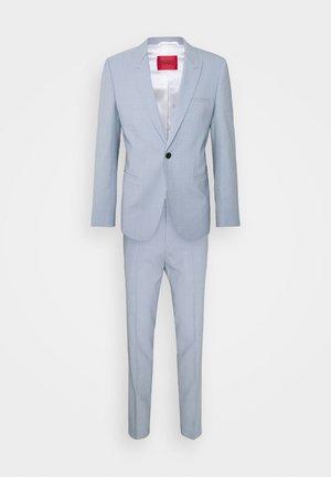 ARTI/HESTEN SET - Suit - medium blue