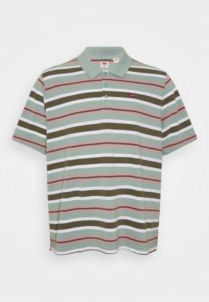 BIG BATWING - Polo shirt - green