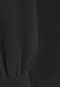 NU-IN - STEFANIE GIESINGER X nu-in BALLOON SLEEVE JUMPER - Trui - black - 2