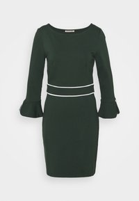 Anna Field - Shift dress - dark green - 4
