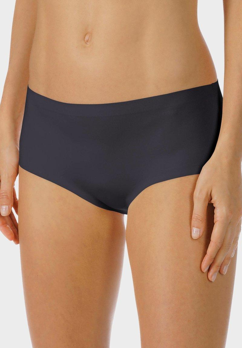 Mey - HIPSTER - Pants - black diamond