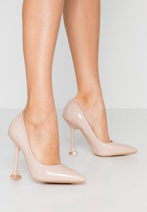 RUMER - High Heel Pumps - nude