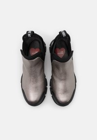 Love Moschino - TREKK - Classic ankle boots - steel - 4