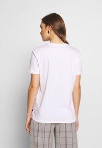 van Laack - MOLEEN - Basic T-shirt - weiß - 2