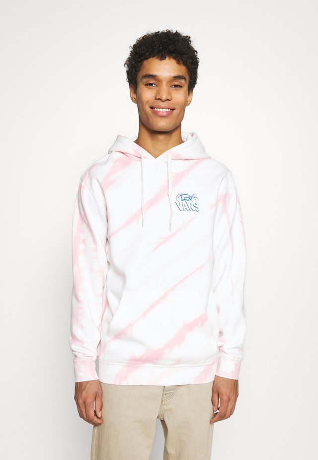 HELL YEAH TIE DYE - Sweatshirt - cool pink