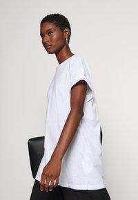 Trendyol - Print T-shirt - white - 3