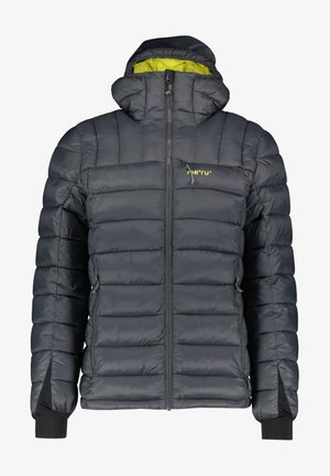 HAWERA - Winter jacket - dunkelgrau