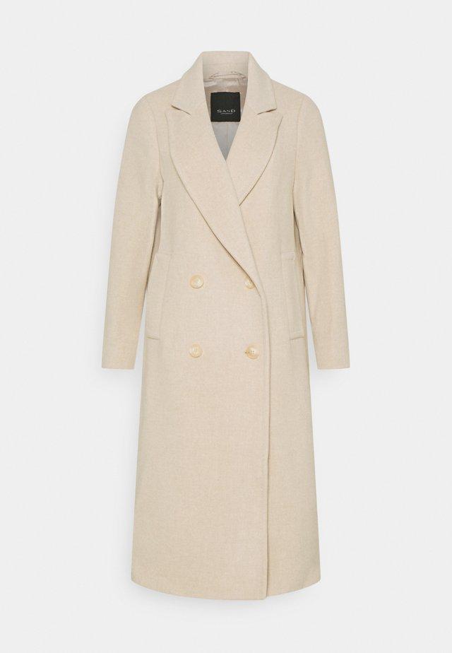 ROXIE - Classic coat - off white