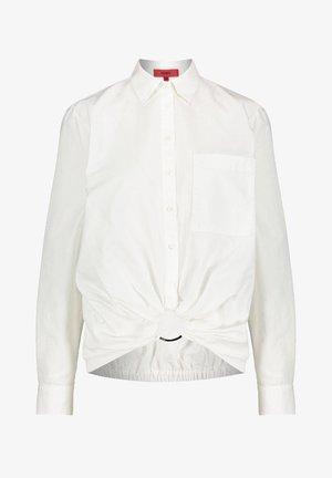 EVRITA - Button-down blouse - white