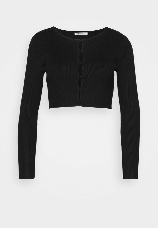 LONG SLEEVE  - Trui - black