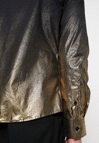 Twisted Tailor - THESEUS  - Shirt - black - 4