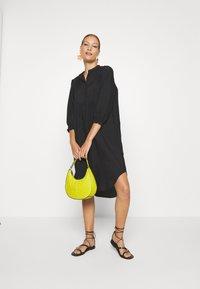 Soft Rebels - SRNELLY - Shirt dress - black - 1