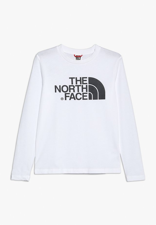 EASY TEE UNISEX - T-shirt à manches longues - white
