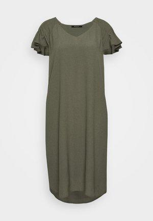 LILLI FENIJA DRESS - Denní šaty - olive tree