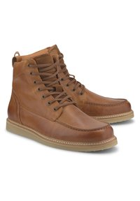 Another A - Lace-up ankle boots - mittelbraun - 2
