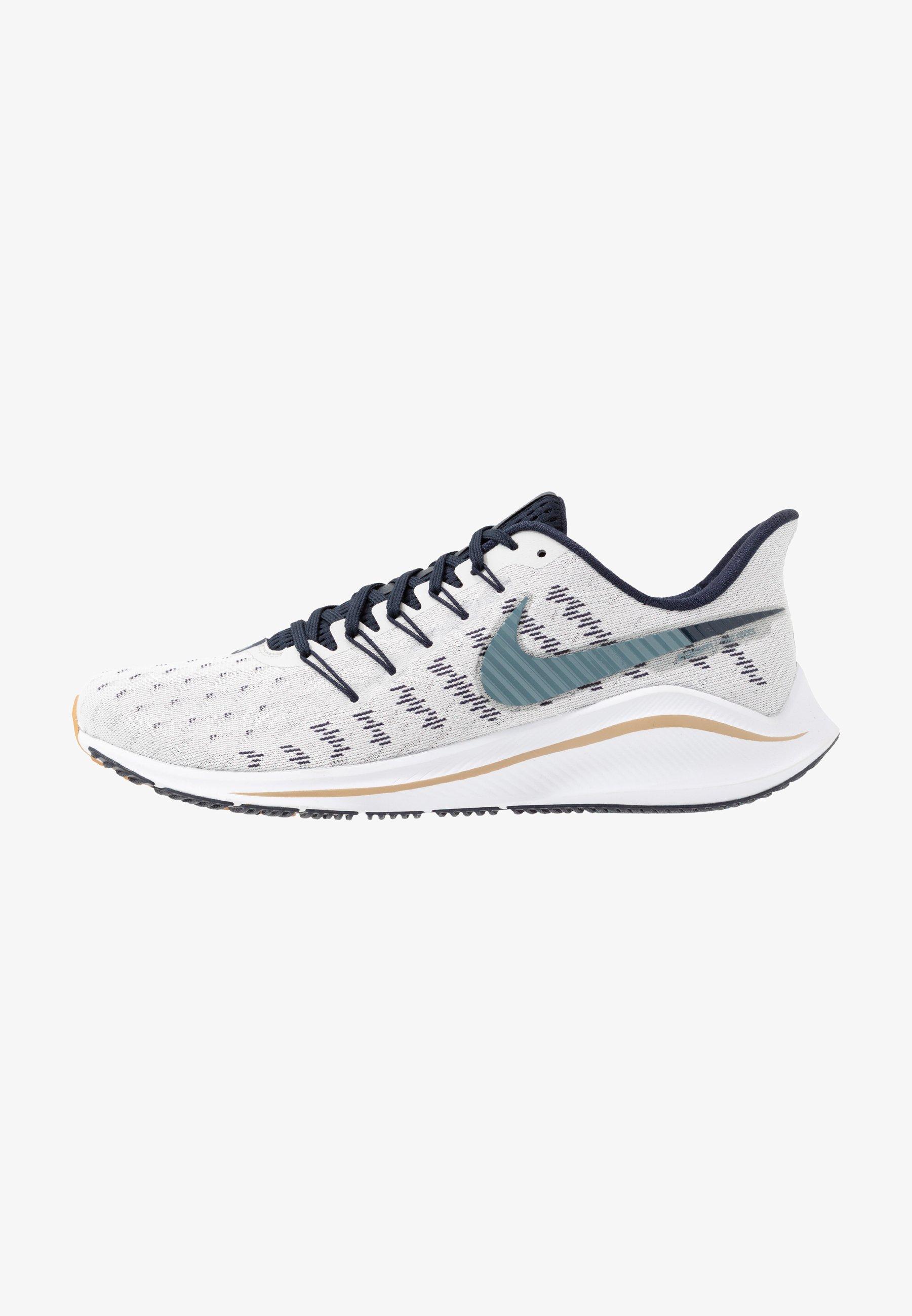 alfiler autobús parque  Nike Performance AIR ZOOM VOMERO 14 - Zapatillas de running neutras -  photon dust/ozone blue/obsidian/white/gris - Zalando.es