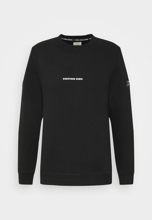 BRUCE - Sweatshirt - black