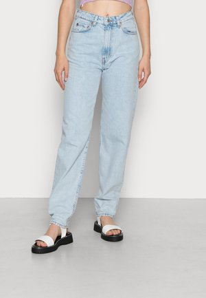 LASH - Relaxed fit jeans - bleached blue