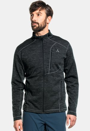 MONACO1 - Fleece jacket -  grau
