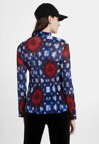 Desigual - CAM_DRAVA - Button-down blouse - blue - 2