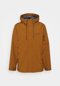 ROYCE RANGE™ JACKET - Waterproof jacket - walnut