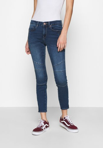 ONLROYAL LIFE  - Jeans Skinny - dark blue denim