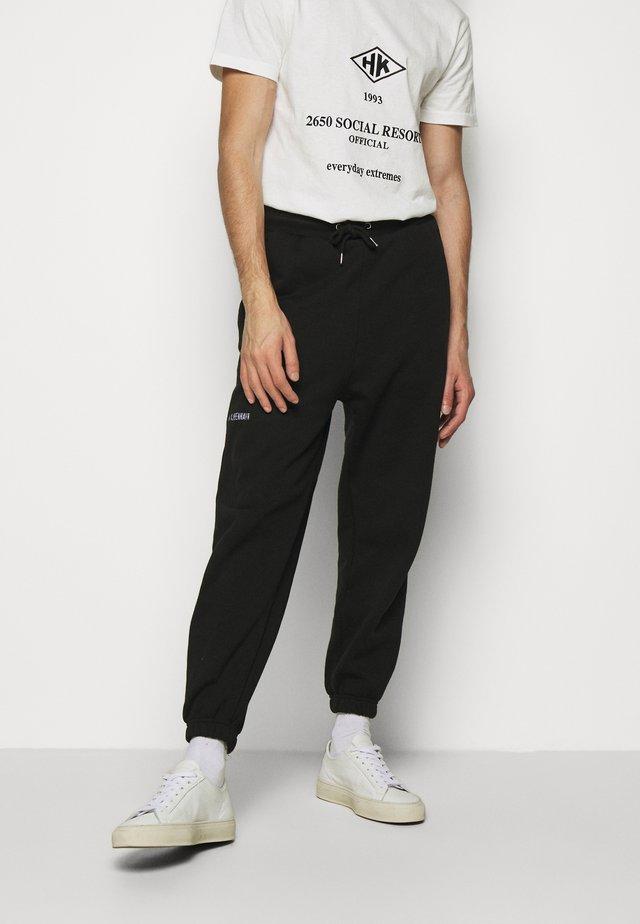 PANTS - Træningsbukser - black