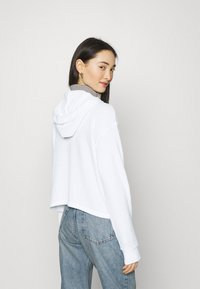 Hollister Co. - COZY HOODIE  - Jumper - white - 2
